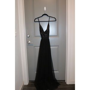 ONLY WORN ONCE Luxxel Prom Dress